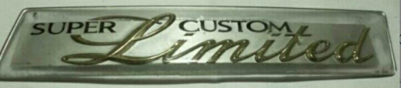 Front Grille Emblem Replacement Emblem10