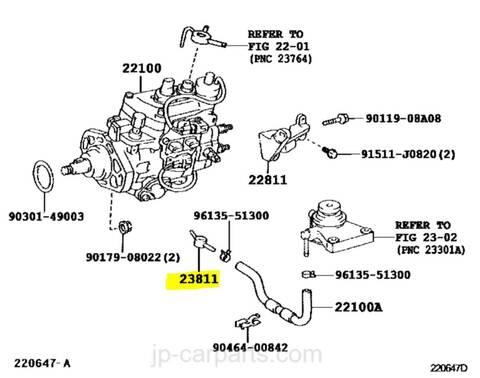 Fuel Injector Pump Major Issue 1kz Te 3l 1995