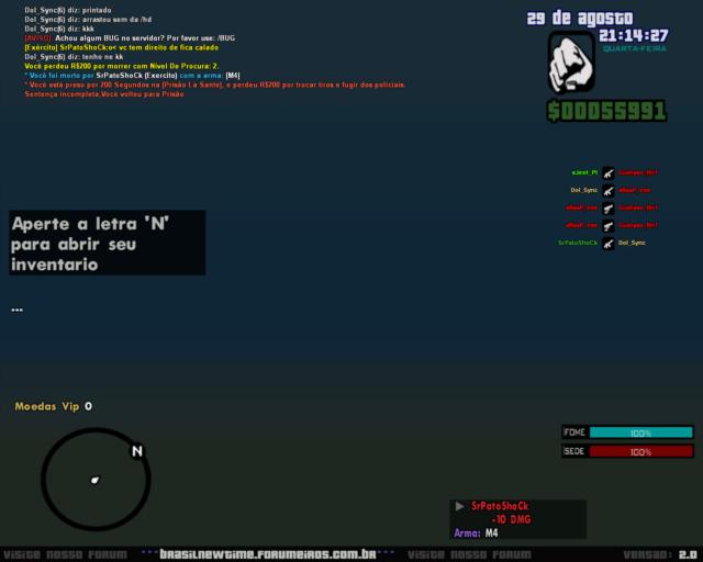 Denuncia Player SrPatoShock Sa-mp-13