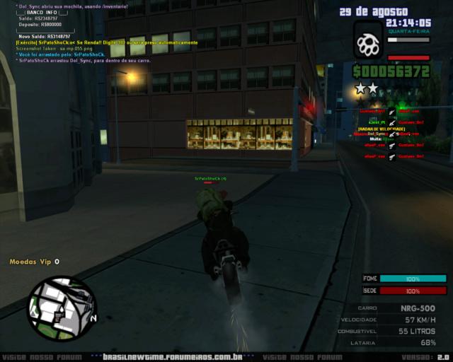 Denuncia Player SrPatoShock Sa-mp-14
