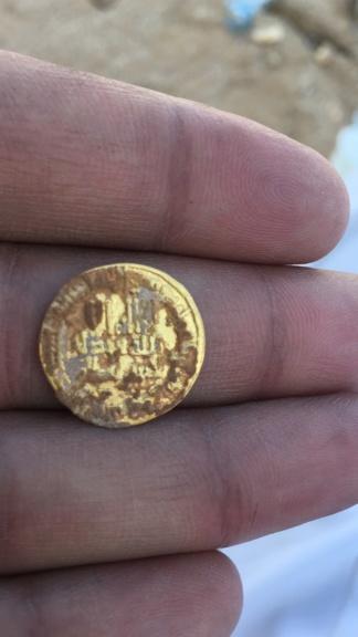 نرجو الافادة عن هذه القطعة الذهبية وتقييمها لو تكرمتم C46f4b10