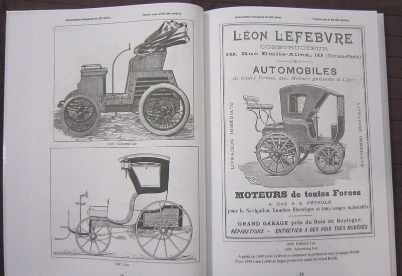 Automobiles françaises du XIXe siècle. Encyclopédie Img_0014