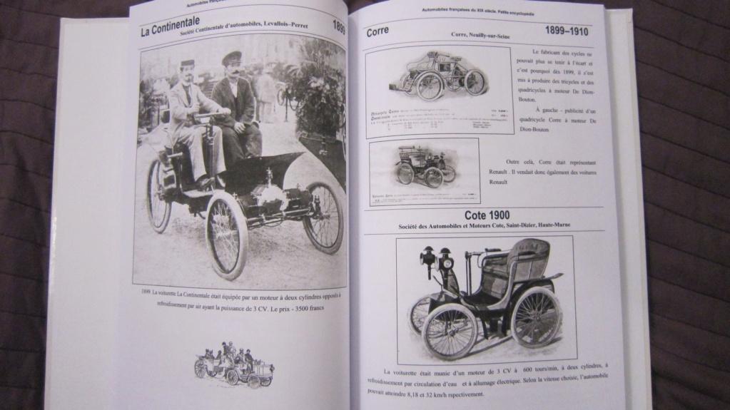Automobiles françaises du XIXe siècle. Encyclopédie Img_0510