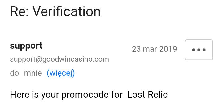 Goodwin Casino 20 free spins no deposit bonus - Page 2 Screen12