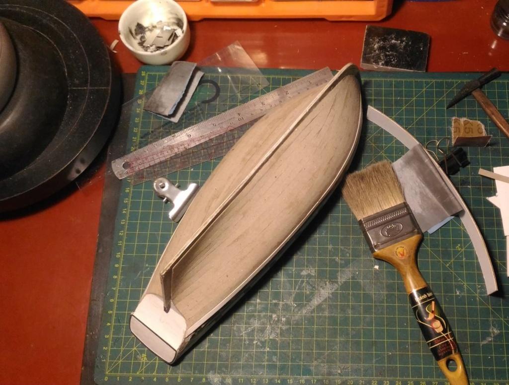 HMS Speedy (1/100) - Scratchbuild de papier 2710