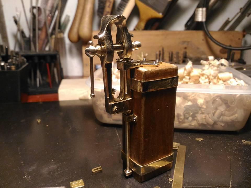 Mes maquettes en métal 34441710
