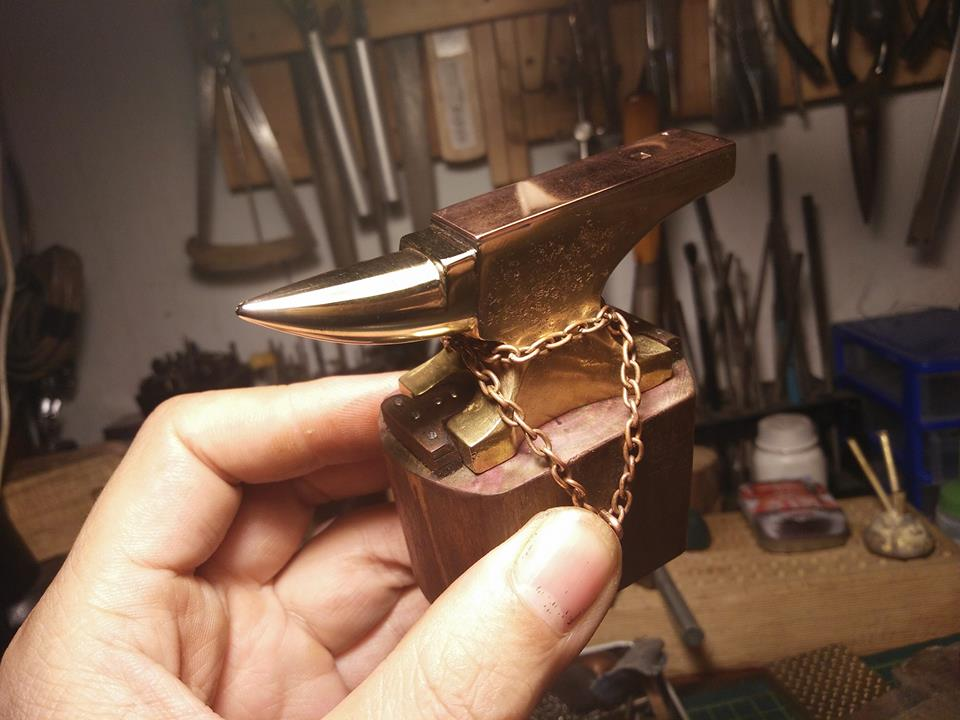Mes maquettes en métal 34499410