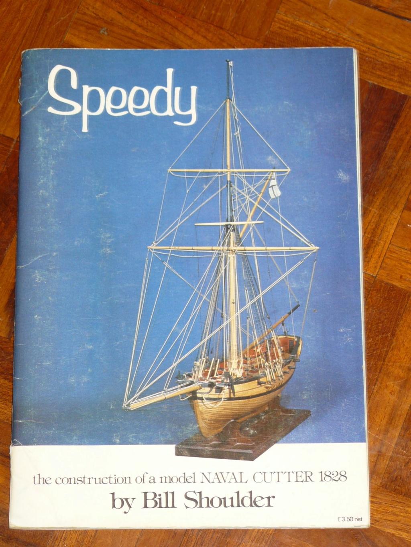 HMS Speedy (1/100) - Scratchbuild de papier P1060810