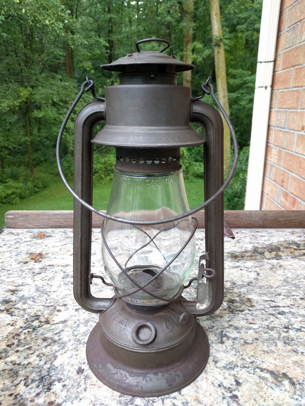 Canadian Military Lanterns 2018-011