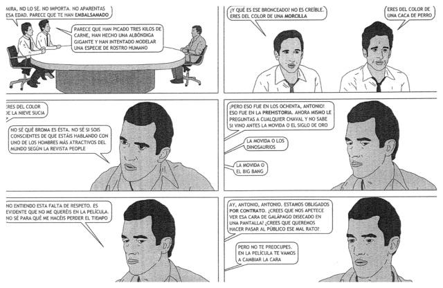Antonio Banderas, ese hombre de color  Bander14