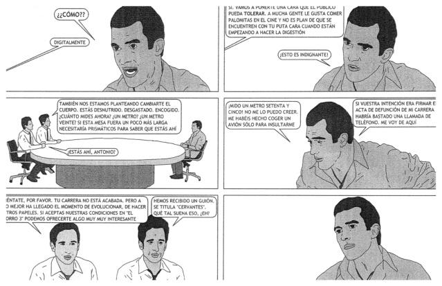 Antonio Banderas, ese hombre de color  Bander15