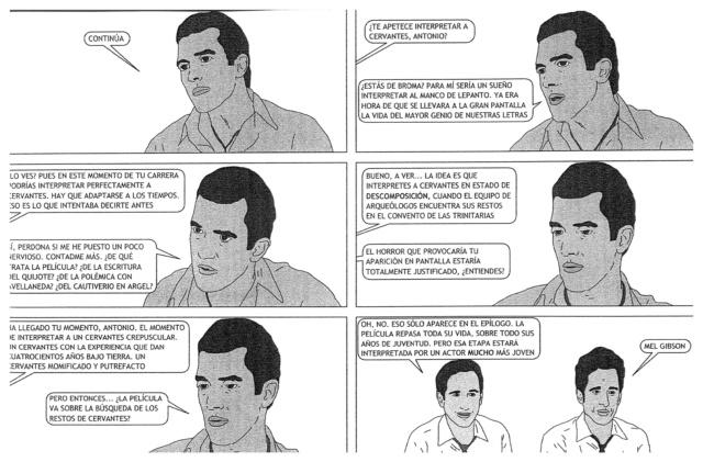Antonio Banderas, ese hombre de color  Bander16