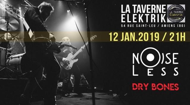 NOISELESS - Rock alternatif/ Grunge (Lille) Amiens11