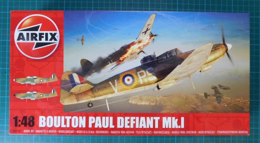 Boulton Paul Defiant MK1 1/48 AIRFIX 110