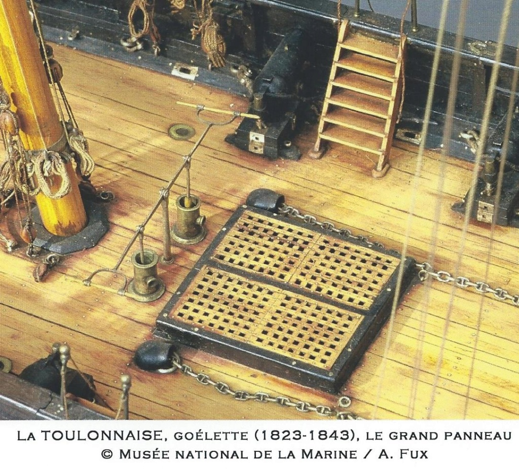 La toulonnaise 1823 kit AL au 1/70 - Page 4 Calleb12