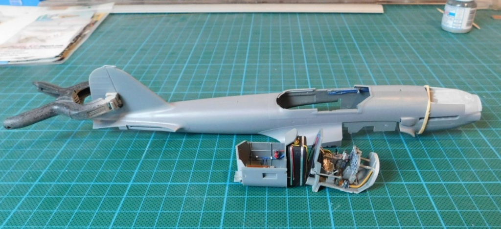 Le Il-2 Chturmovik Tamiya au 1/48ème à ma façon. Dscn0668