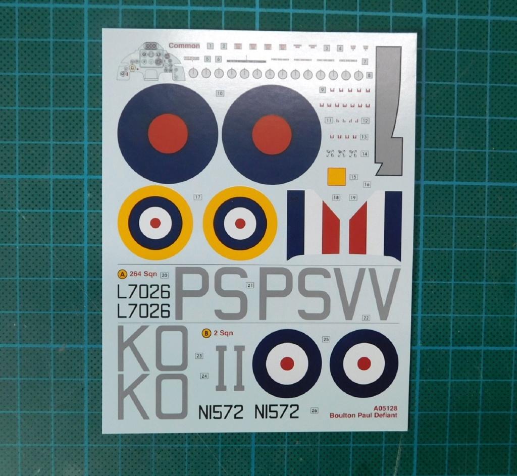 Boulton Paul Defiant MK1 1/48 AIRFIX Dscn1932