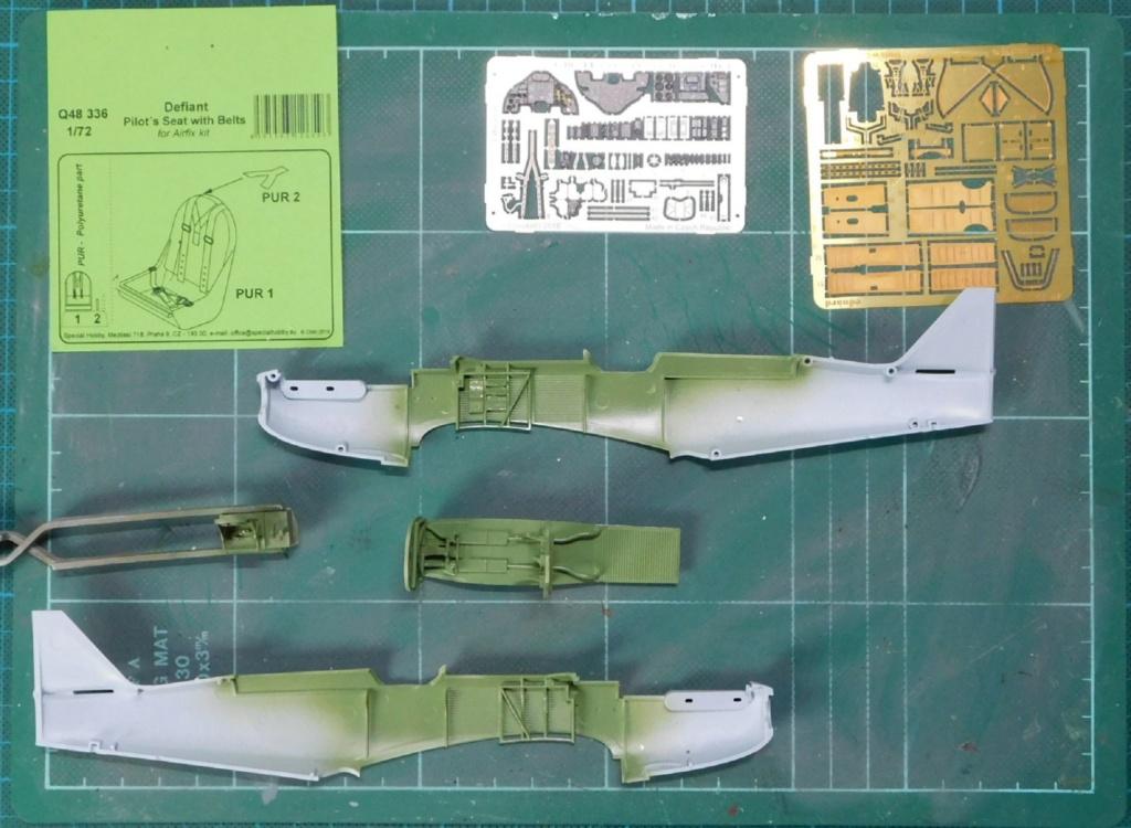 Boulton Paul Defiant MK1 1/48 AIRFIX Dscn1935