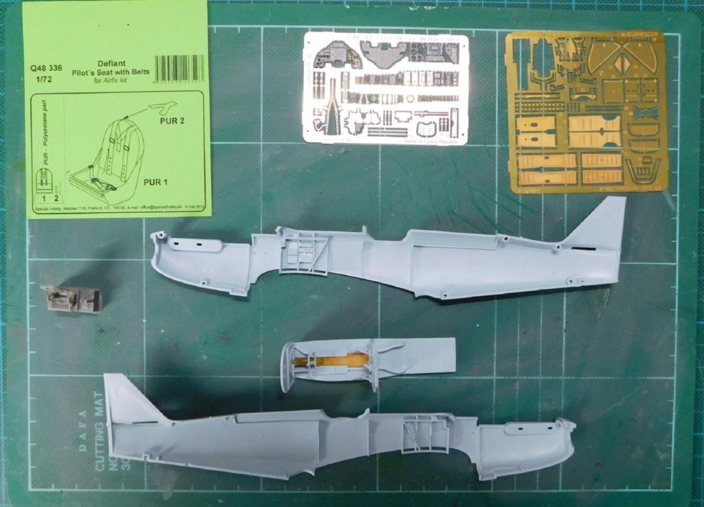 Boulton Paul Defiant MK1 1/48 AIRFIX Dscn1936