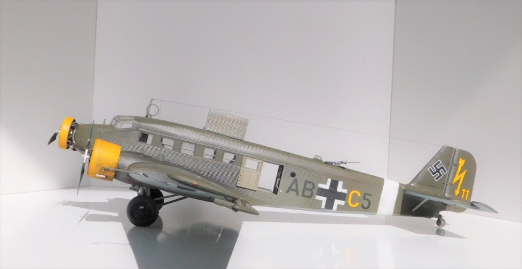 Le Junker 52/3mg Italie, juillet 1943 Dscn2213