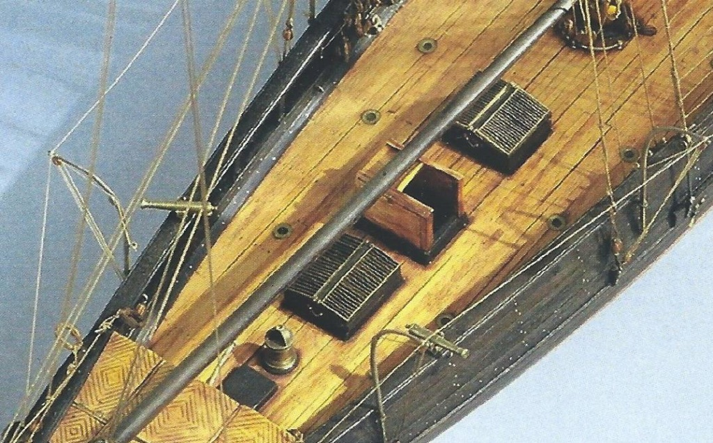 La toulonnaise 1823 kit AL au 1/70 - Page 2 Escali12