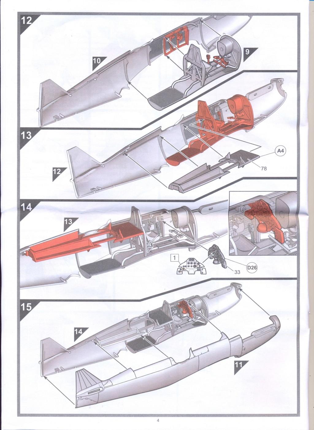 Boulton Paul Defiant MK1 1/48 AIRFIX Notice10