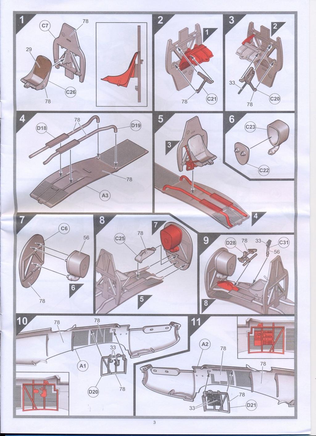 Boulton Paul Defiant MK1 1/48 AIRFIX Notice11