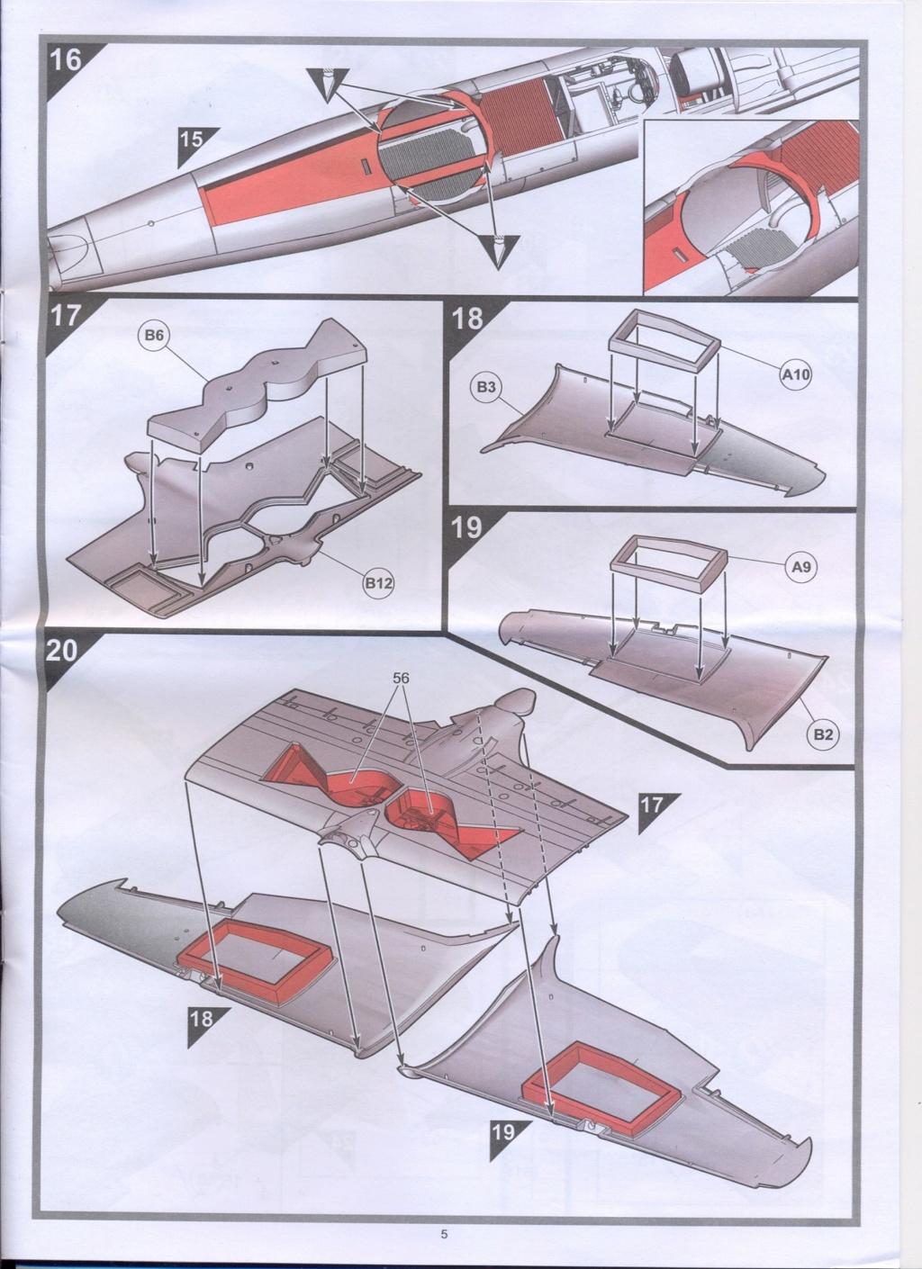 Boulton Paul Defiant MK1 1/48 AIRFIX Notice13