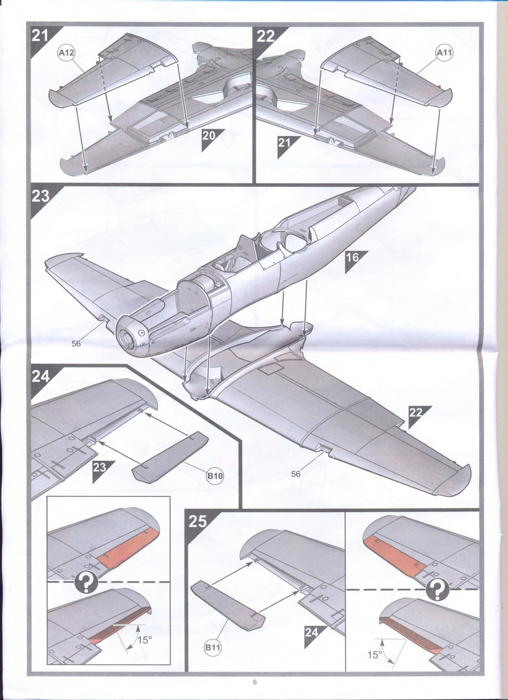 Boulton Paul Defiant MK1 1/48 AIRFIX Notice14