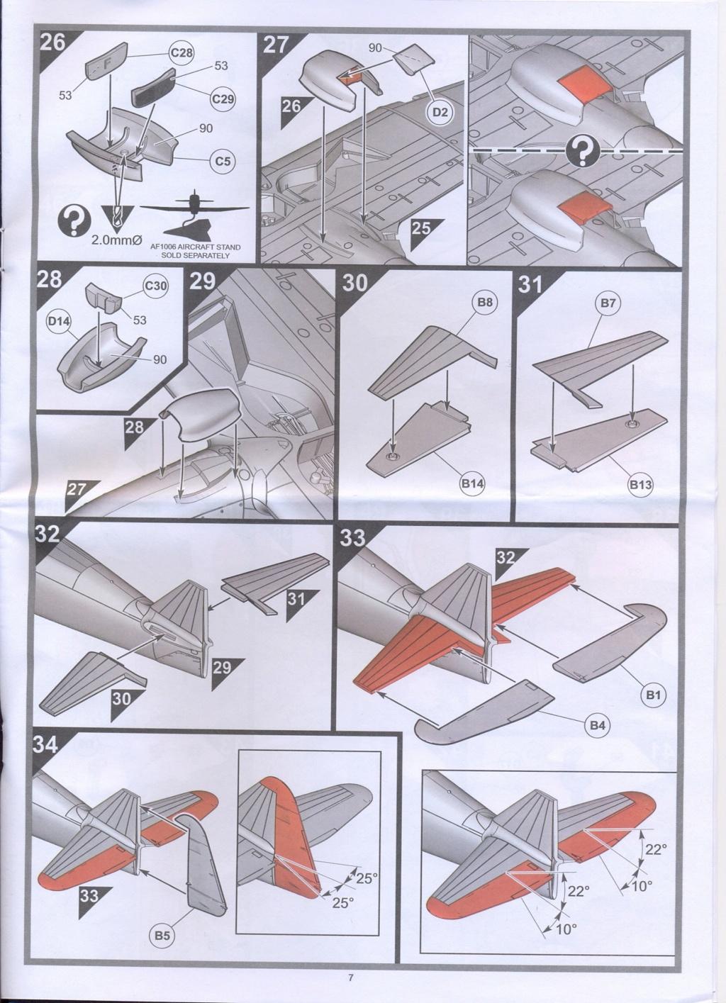 Boulton Paul Defiant MK1 1/48 AIRFIX Notice15