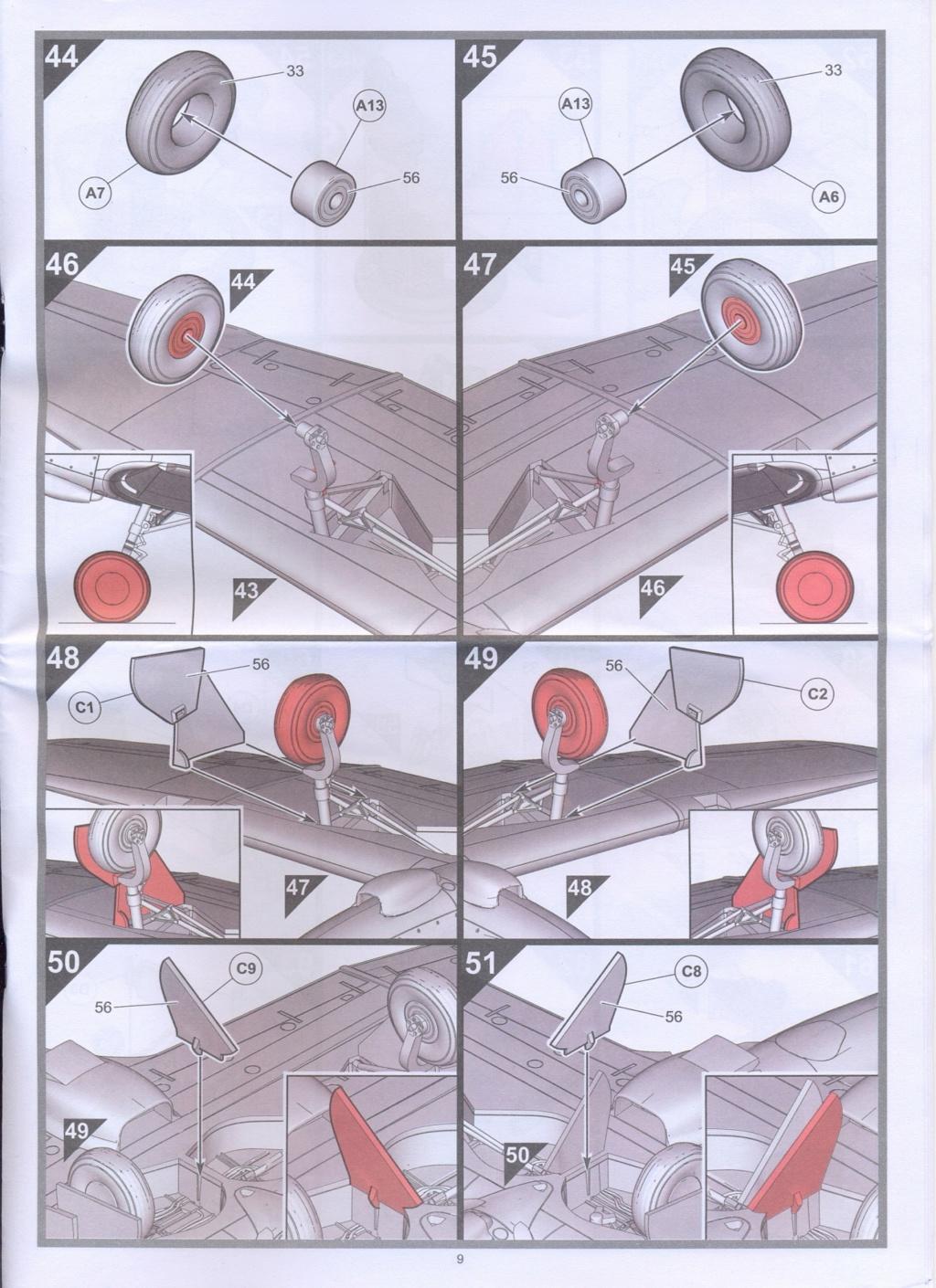 Boulton Paul Defiant MK1 1/48 AIRFIX Notice17