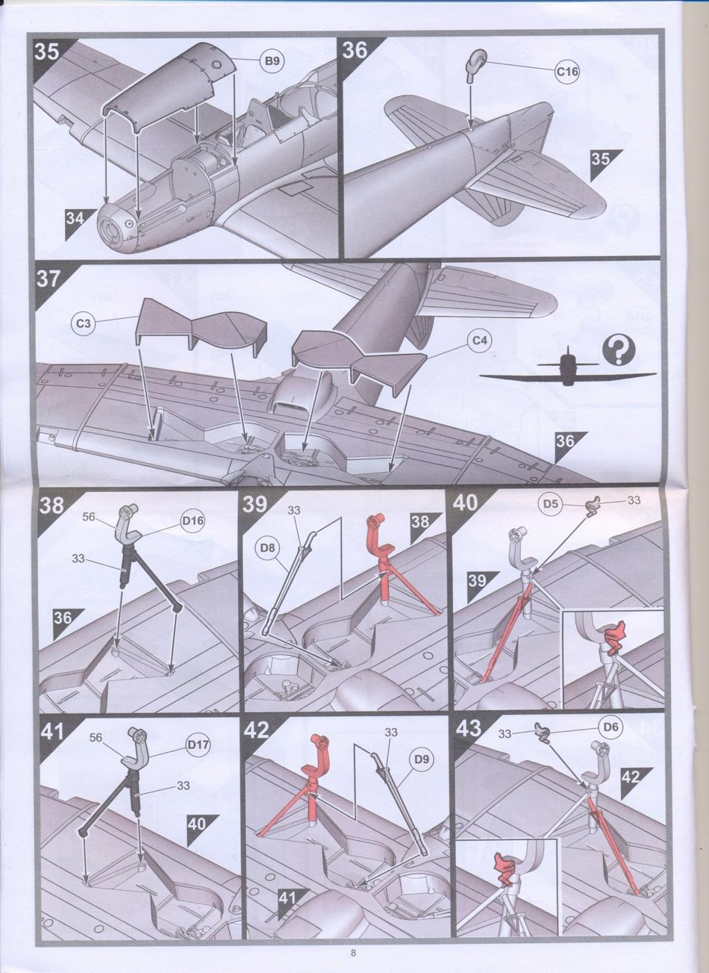 Boulton Paul Defiant MK1 1/48 AIRFIX Notice18