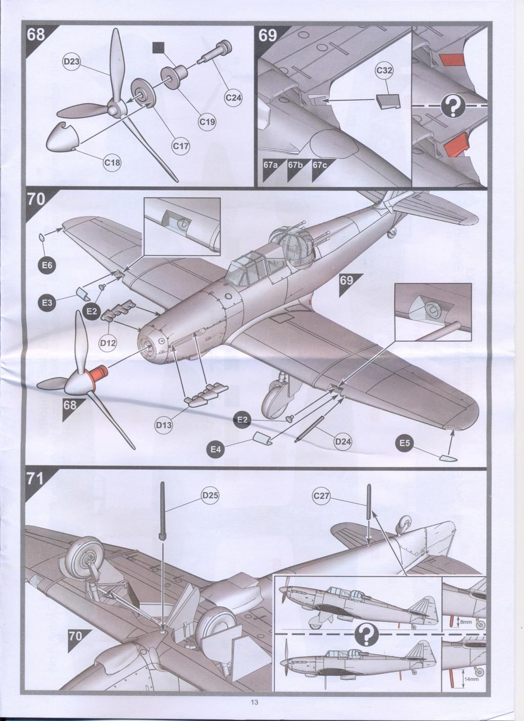 Boulton Paul Defiant MK1 1/48 AIRFIX Notice22