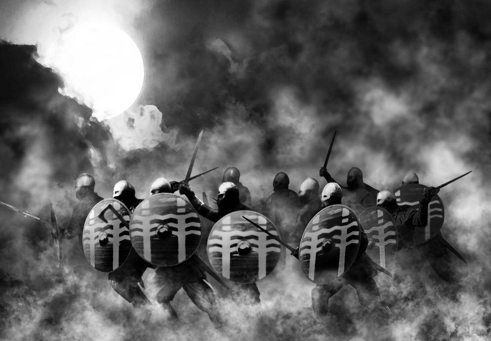 Мир Рун. Авторский сайт Runava @ Velya @ Серый Ангел - Сайт Viking10
