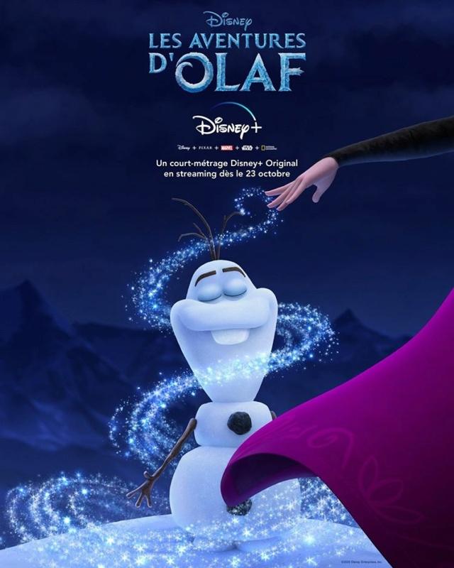 Les Aventures d'Olaf [Disney - 2020] 11896110