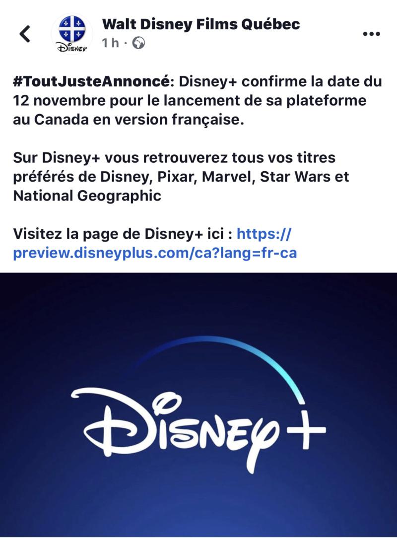 Le lancement de Disney+ - Page 11 512ef810