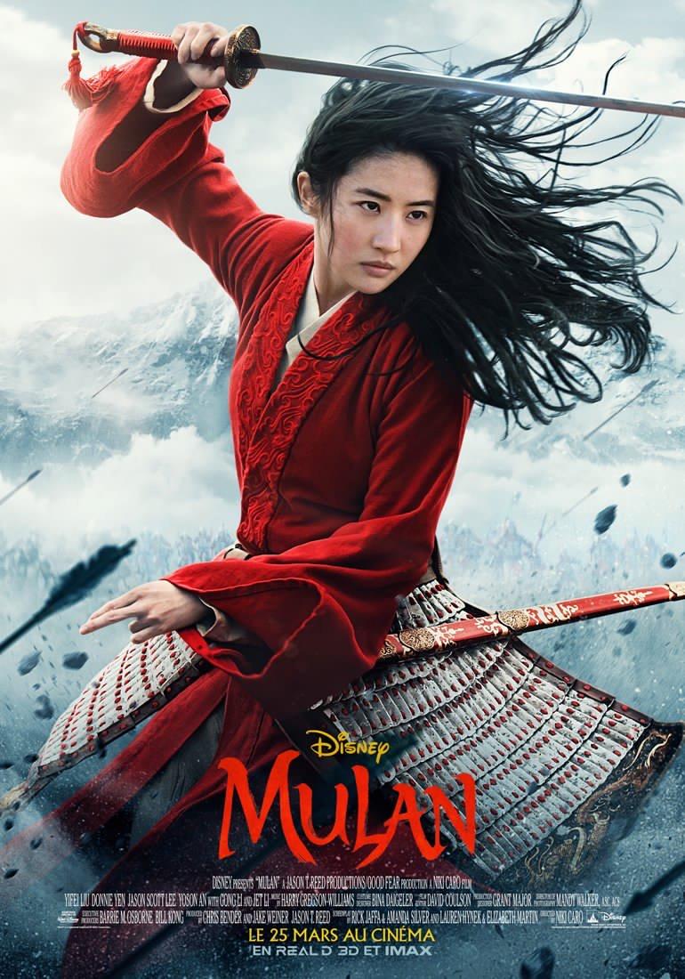 Mulan [Disney - 2020] - Page 12 7e10c410