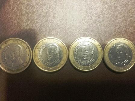 1 euro Rey Juan Carlos Omni111