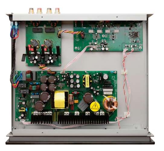 Características importantes num amplficador Primar10