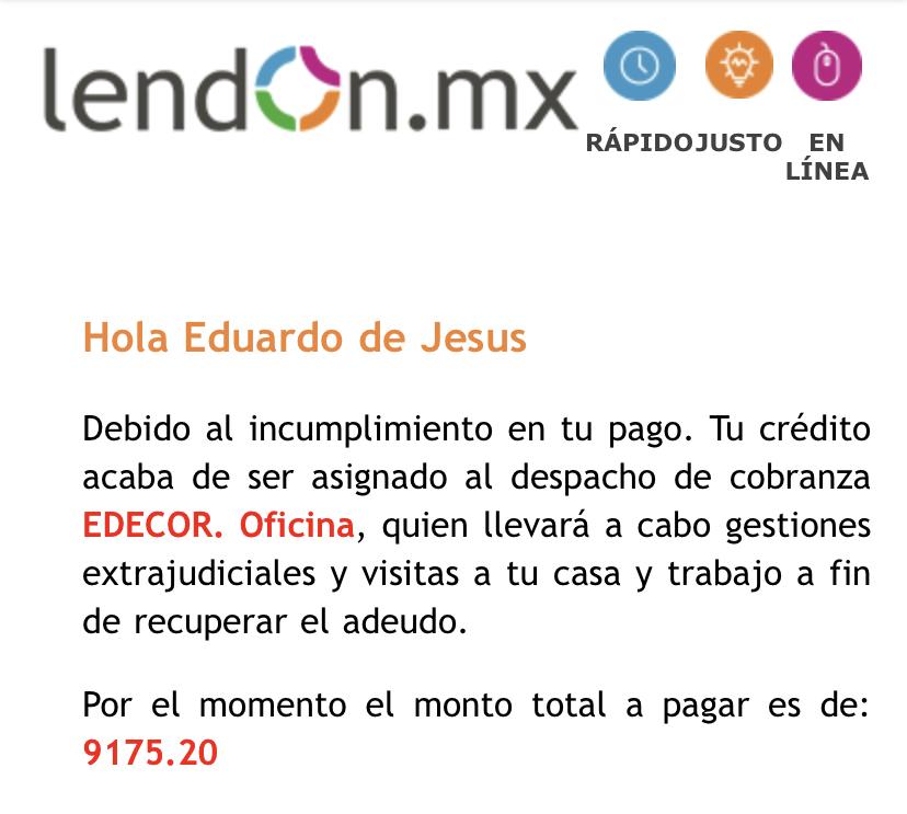 Lendon Fraude D4bf5510