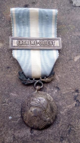 Evolution de ma modeste collection de décorations et ordres militaires/civils P_202083