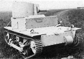 Vickers Tank Mark II model 1932 Vicker10