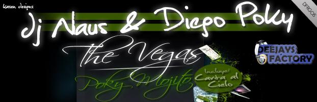 (DFRG05) DJ Naus & Diego Poky - The Vegas / Poky Mojito / Carta Al Cielo Dfrg0510