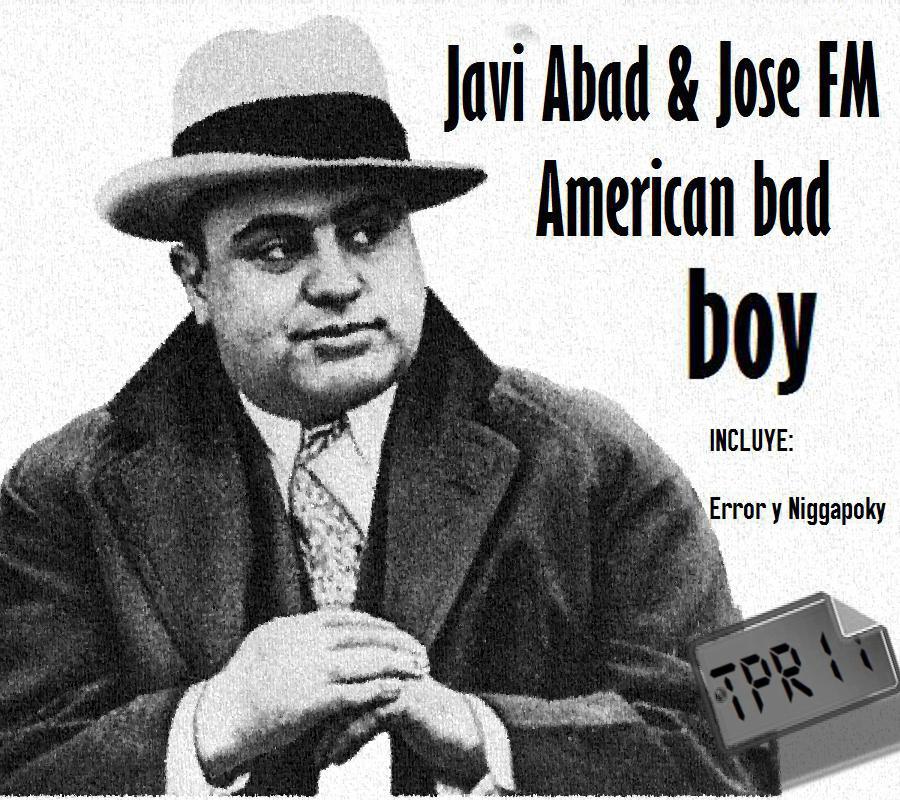 (TPR011) Javi Abad & Jose FM - American Bad Boy Portad10