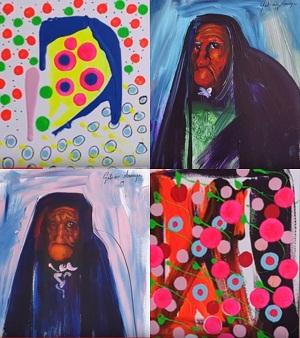 El Puntillismo Abstracto de Gabino Amaya Cacho Puntig10