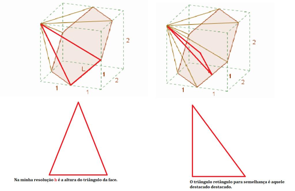 Esfera inscrita em pirâmide hexagonal (Fuvest?) 223