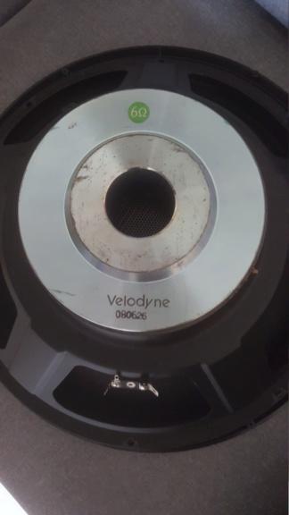 Velodyne CHT-15Q driver (Used) 20190612