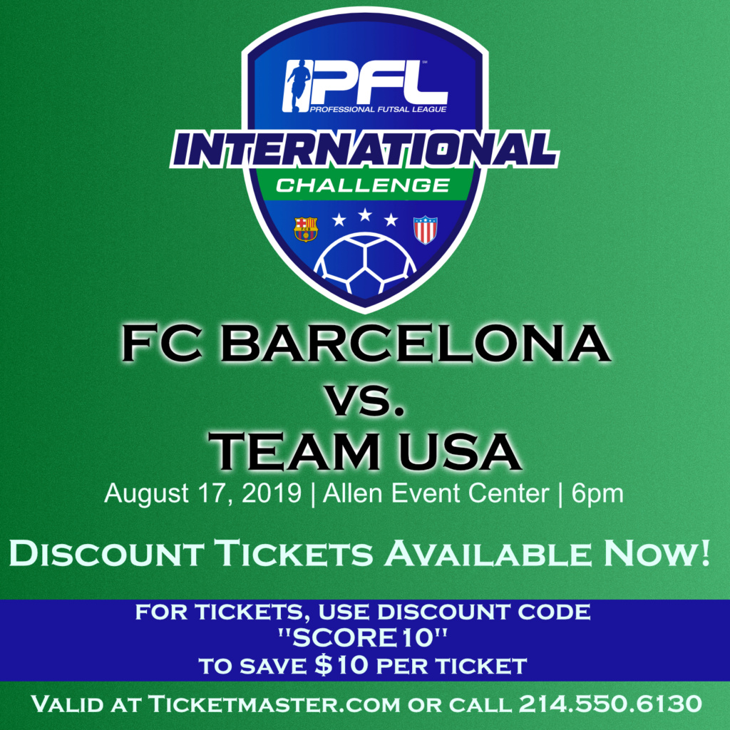 PFL International Challenge- FC Barcelona vs Team USA Pfl_pr10