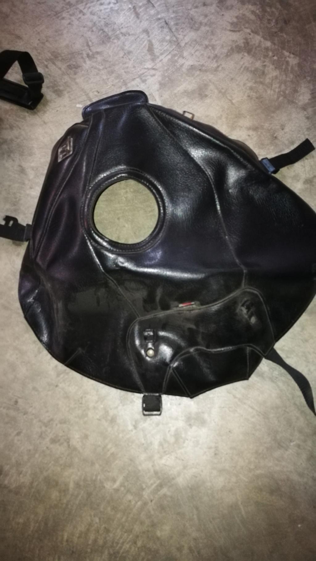 Funda bagster depósito con maleta para Bandit 400 Img_2017