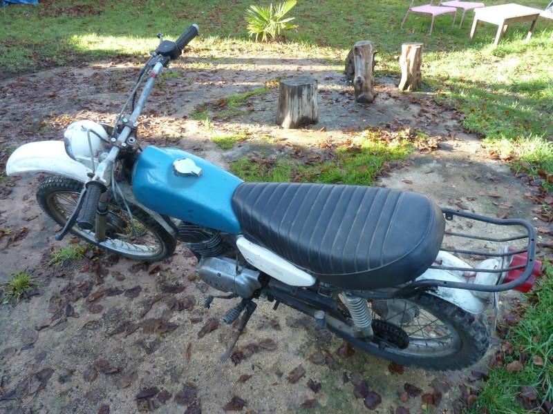 Echange  ou vends 500€ Yam CT1 175 contre... Yamaha12